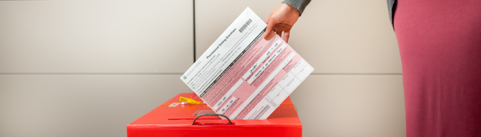 Provisional Voting- Conditional Voter Registration