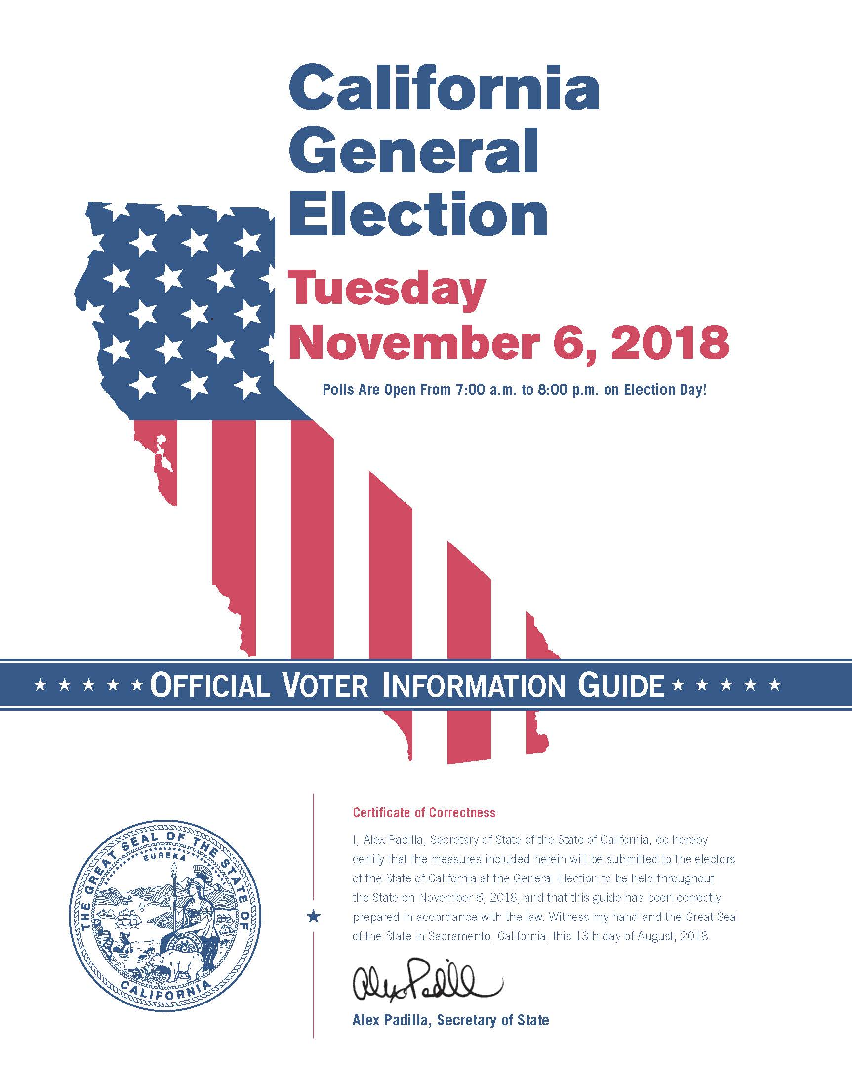 Voter Information Guide